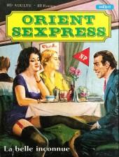 Orient Sexpress (Novel Press) -2- La belle inconnue