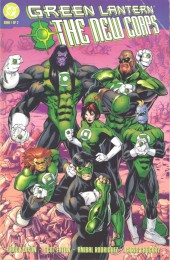 Green Lantern: The New Corps (1999) -1- Green Lantern: the NEw Corps
