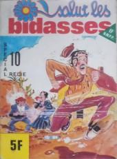 Salut les bidasses -Rec10- Spécial Relié N°10 (du n°30 au n°32)