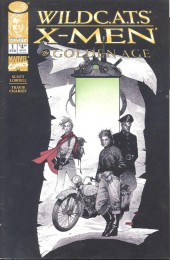 WildC.A.T.S./X-Men (1997) -1- The Golden Age