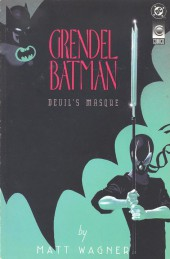 Batman/Grendel (1993) -2- Devil's masque