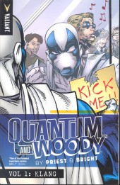 Quantum and Woody (1997) -INT01a- Klang