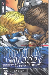 Quantum and Woody (1997) -INT02a- Switch