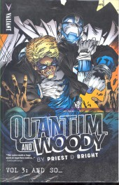 Quantum and Woody (1997) -INT03a- And so...