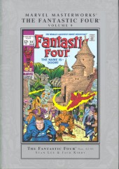 Marvel Masterworks: The Fantastic Four (2003) -INT09- Volume 9