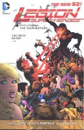 Legion of Super-Heroes (2011) -INT02- The Dominators