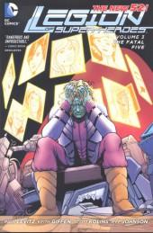 Legion of Super-Heroes (2011) -INT03- The Fatal Five