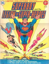 Limited Collectors' Edition (1973) -C-49- Superboy and the legion of Super-heroes