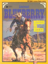 Blueberry (en anglais, Egmont/Methuen) -4- Mission to Mexico