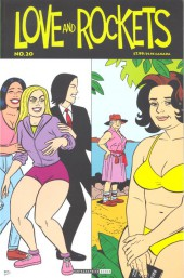 Love and Rockets (2001) -20- love and rockets (v2)