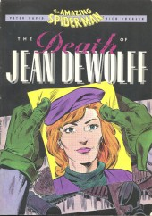 Spectacular Spider-Man (The) (1976) -INT- The Death of Jean DeWolff