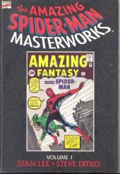 Amazing Spider-Man Masterworks (The) (1992) -INTa- The Amazing Spider-Man Masterworks