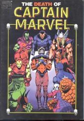 Marvel Graphic Novel (Marvel comics - 1982) -1a- The Death of Captain Marvel