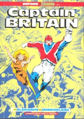 Captain Britain (1985) -INT- Captain Britain