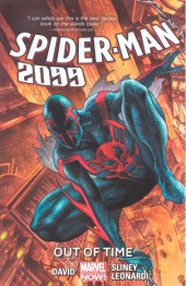 Spider-Man 2099 (2014) -INT01- Out Of Time