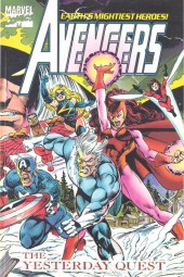 Avengers Vol. 1 (Marvel Comics - 1963) -INT- The Yesterday Quest