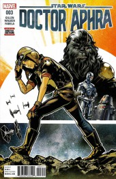 Star Wars: Doctor Aphra (2017) -3- Book I, Part III : Aphra