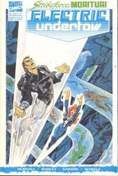 Strikeforce: Morituri Electric Undertow (1989) -4- Book Four, The Attack