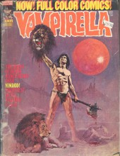 Vampirella (Warren) -25- Vampirella