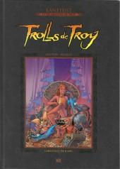 Lanfeust et les mondes de Troy - La collection (Hachette) -65- Trolls de Troy - L'héritage de Waha