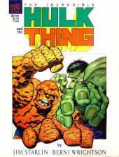 Marvel Graphic Novel (Marvel comics - 1982) -29- The Incredible Hulk and the Thing in the Big Change