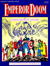 Marvel Graphic Novel (Marvel comics - 1982) -27- Emperor Doom