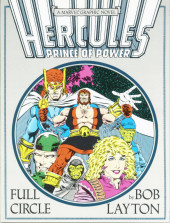 Marvel Graphic Novel (Marvel comics - 1982) -37- Hercules Prince of Power: Full Circle