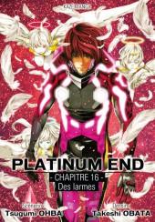 Platinum End -Num16- Des Larmes