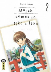 March comes in like a lion -2- Tome 2