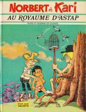 Norbert et Kari -1- Au royaume d'Astap