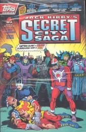 Jack Kirby's Secret City Saga (Topps comics - 1993) -4- Let Sleeping Bojums Lie!