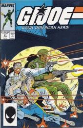 G.I. Joe: A Real American Hero (Marvel comics - 1982) -61- Beginnings... and Endings