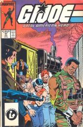 G.I. Joe: A Real American Hero (Marvel comics - 1982) -62- Transit