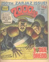 2000 AD (1977) -250- 2000 AD