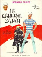 Bernard Prince -1a'71- Le général Satan