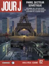Jour J -2a11- Paris, secteur soviétique