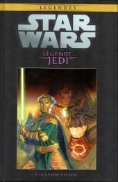 Star Wars - Légendes - La Collection (Hachette) -328- La Légende des Jedi - V. La Guerre des Sith