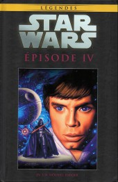 Star Wars - Légendes - La Collection (Hachette) -3353- Épisode IV. Un Nouvel Espoir