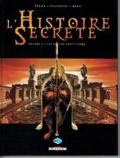 L'histoire secrète -4a2008- Les clés de Saint-Pierre