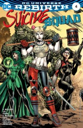 Suicide Squad (2016) -4A- The Black Vault, Part Four