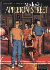 Makabi -2- Appleton Street