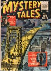 Mystery Tales (Atlas - 1952) -32- The Bridge to Nowhere