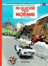 Spirou et Fantasio -21d87- Du glocose pour Noémie