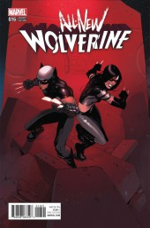 All-New Wolverine (2016) -16B- Enemy Of The State II