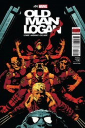 Old Man Logan (2016) -14- Monster War: Part 1