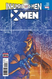 Extraordinary X-Men (2016) -18- Extraordinary X-Men #18