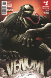 Venom Vol. 3 (Marvel comics - 2017) -1- Venom #1