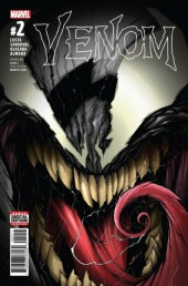 Venom Vol. 3 (Marvel comics - 2017) -2- Venom #2