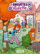 Les enquêtes de Violette -1- Tome 1