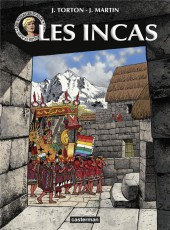 Alix (Les Voyages d') -25a2017- Les Incas
